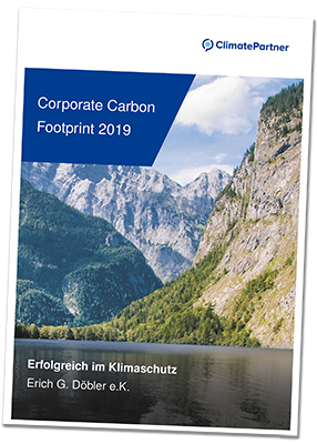 Download Corporate Carbon Footprint 2019 von Döbler