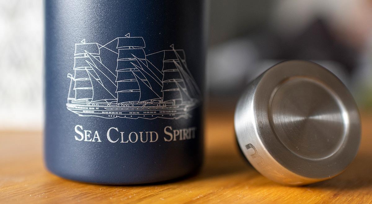 SeaCloud Cruises Trinkflaschen