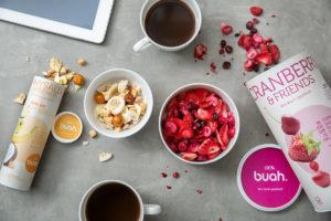 Buah - Trockenfrüchte und Gemüsemischungen für mehr Frische