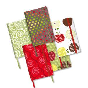 Appeel - Bücher und Kalender aus Apfelresten. Hip